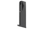 Magazine, .40 S&W, 13 Rd, Flush-Fit, Anti-Friction Coating, Matte Black, Mec-Gar