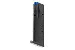 Magazine, .40 S&W, 12 Round, Matte Black, New (Flush-Fit; Mec-Gar)