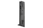 Magazine, 9mm, 20 Round, New, Blued (Extended; Mec-Gar)