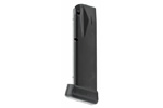 Magazine, 9mm, 20 Round, Matte Black, New (Extended; Mec-Gar)