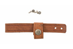 Trench Knife Hanger, Leather - -