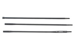 "Cleaning Rod Set, 3 Piece, OAL 25-1/2"" Assembled, New"