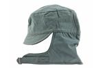 Cold Weather Cap, U.S. G.I., WWII Era, Size 6-3/8, Unissued - -