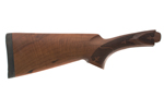 Stock, .410 Ga, European Walnut, Fleur-de-Lis Checkering, Satin Fin., Recoil Pad