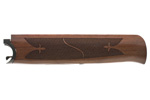 Forend Assembly w/ Blued Iron, 12 Ga, Walnut, Fleur-de-Lis Checkering