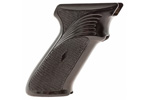 Grip, One-Piece, Brown Plastic, New Original