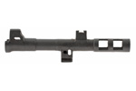 Flashhider w/o Muzzle Extension, Two Vent-Slots on Either Side