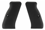 Grips, Rubber, Stippled, Factory Original, New