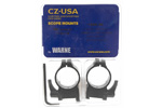 Scope Rings, Warne, 30mm, High, Matte Black, Factory Original, New