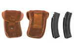 Magazine, .32 ACP (7.65x17mm), 20 Round (2) and Pouch Set, Original, VG to Exc