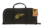 "Attache Case, S&W Performance Center, 20"" x 10"", Embroidered Logo, Black/Gold"
