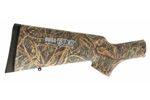 Stock, 12 Ga., Mossy Oak New Shadow Grass (Dura-Touch 05)