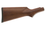 Stock, Pistol Grip, Walnut, Satin Finish, Win USRAC Rifle Pad, Original
