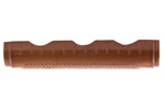 Handguard, Chinese, Reddish Brown Plastic w/ Pebble Finish Grip