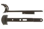 Forend Iron, Stripped, 12 Ga., Blued, Engraved, Non-Lock Screw Type