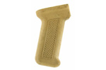 Pistol Grip, Rear, Polymer, Desert Tan (Made in the U.S.A.)