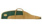 "Gun Case, 44"", Scoped, Green/Tan"