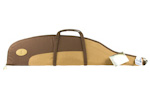 "Gun Case, 44"", Scoped, Brown/Tan"