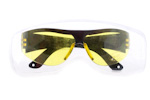 1368490 Fieldmaster Shooting Glasses w/ Yellow Lens