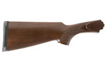 Stock, 12 Ga., LH, Walnut, Gloss Finish (No Medallion)