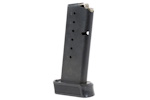 Magazine, 9mm, 7 Round, Blued, New (Extended Polymer Base; Factory)