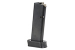 Magazine, 9mm, 7 Round, Blued, Used (Extended Polymer Base; Factory)