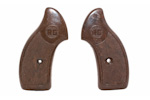 Grip Plates, Left & Right, Brown