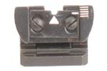Rear Sight Assembly, Folding Leaf