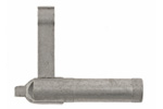 Swingout Arm Assembly, Nickel (w/ Flat Side Arm)