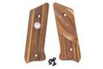 Grip Panels, Right-Handed Shooter, Laminated, Checkered, Thumbrest, New