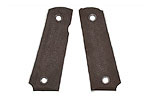 Grip Assembly, Brown Plastic