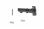 Rear Sight Assembly, Blued (w/ Stainless Cross Pin)