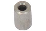 Gas Port Bushing, Stainless