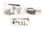 Parts Kit Less Frame, Barrel, Locking Bolt Assy, Grips & Sights, .38 Spec, SS