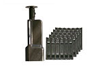 Magazine Loader w/ 5 Stripper Clips, Danish Hovea M49 - -