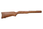 """Stock, Hwd w/Wlnt Finish & Plastic Carbine Buttplate, Carbine Length, 28-1/2"""""""
