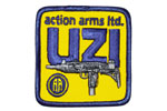 Brassard - Shoulder Patch, UZI