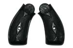 Grips, Black Hard Rubber, Reproduction