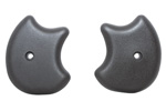 Grips, Replacement, Black