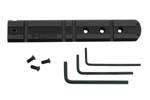 Scope Mount, S&W K, L, N Frame - For Non-Ported Barrel Only, 5-1/2'' Barrel