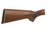 Stock, 12 Ga., New Style, Walnut, Press Checkered, Grip Cap, Recoil Pad, Orig.
