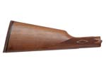 Stock, Straight Grip, Walnut,Diamond Cut-Checkered, Rifle Pad, Original