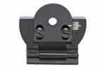 Rear Sight Assembly, Complete, Blued