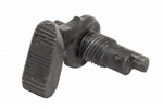 Safety Bolt (w/ .360 Circular Head & Serrated Thumbgrip)