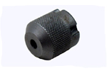 "Blank Firing Device, Style 1, .795"" OD, Polished Finish, Fine Knurling,4 Notches"