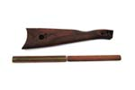 Stock & Forend Set, Walnut - -