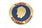 534720 Medallion, Illinois National Guard (1-5/8