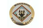 534760 Medallion, Mississippi National Guard (1-5/8