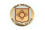 "Medallion, New Mexico National Guard (1-5/8"" Diameter)"