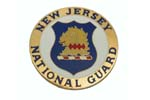 534780 Medallion, New Jersey National Guard (1-5/8